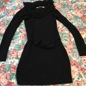 black max studio sweater dress